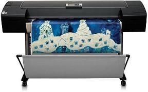 HP Z3200 printer